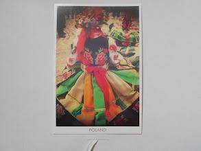 Photo: Lowicz folk costume, Poland