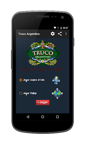 Argentinean truco 5.3 screenshots 1