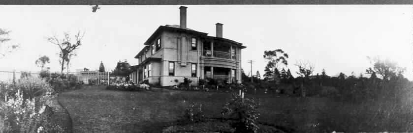 'Wildfell' 614 Toorak Road, Toorak VIC in 1922