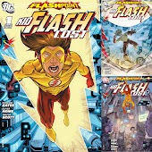 Flashpoint: Kid Flash Lost (2011)