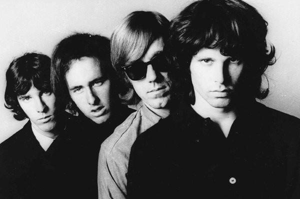 Jim Morrison - The Doors - Yabancı Rock Şarkıcıları