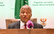 Minister in the presidency Jackson Mthembu died on Thursday morning of Covid-19 related complications. File photo.