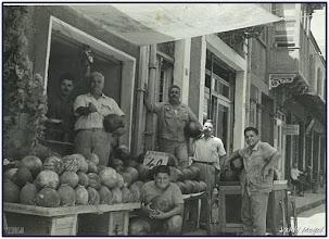 Photo: Kaluç market