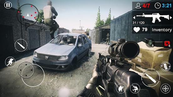 Game Modern Critical Warfare: action offline games 2018 APK for Windows Phone