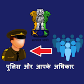 Police And Human Rights App in Hindi