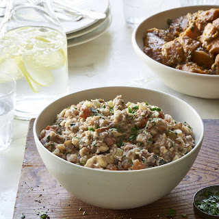 Vegan Cauliflower Sage Stuffing Recipe