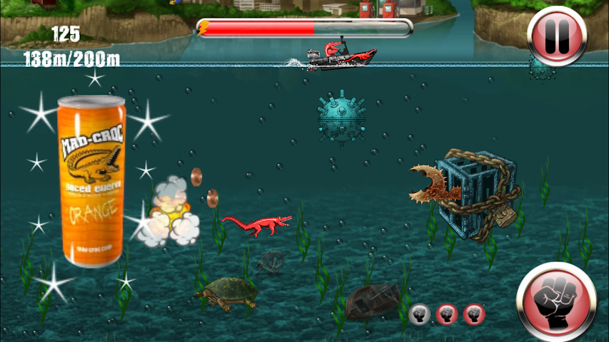 android Mad-Croc Screenshot 5