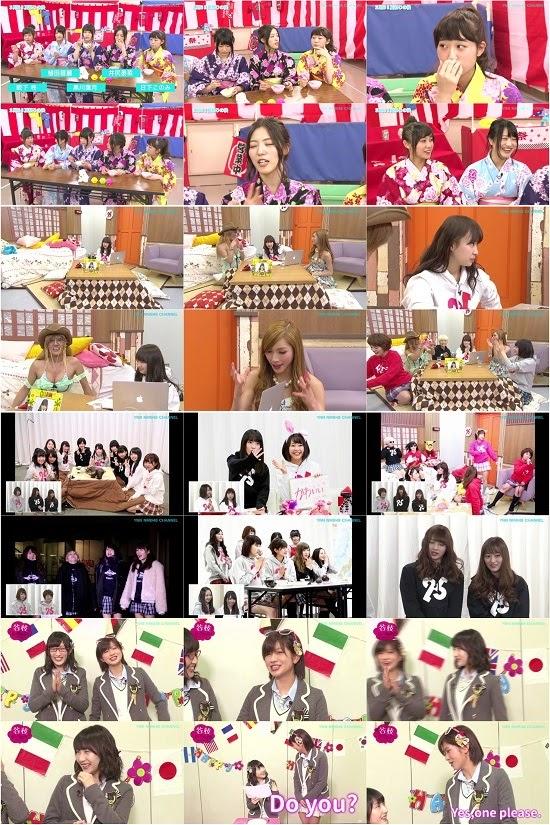 (TV-Variety)(720p) YNN [NMB48チャンネル] Collection 160223 160224 160225 160226