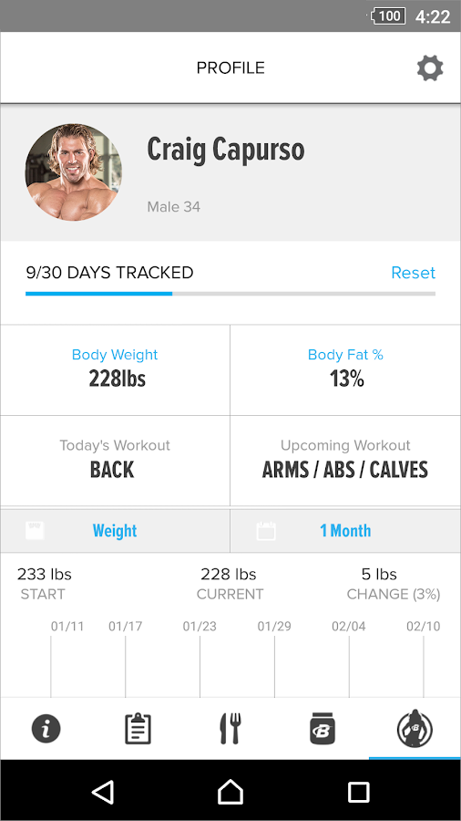 30 days out with craig capurso android apps on google play