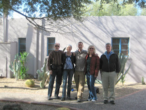 Photo: Steve, Pat, David, Karlyn and Jim
