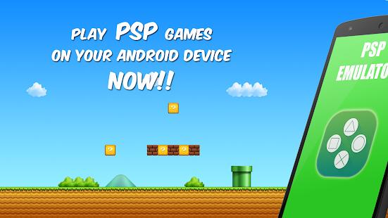 Turbo Emulator for PSP screenshot