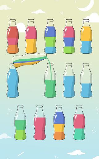Liquid Sort Puzzle - Water Sort Puzzle filehippodl screenshot 5