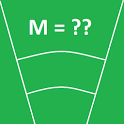 Meters 2 Feet icon