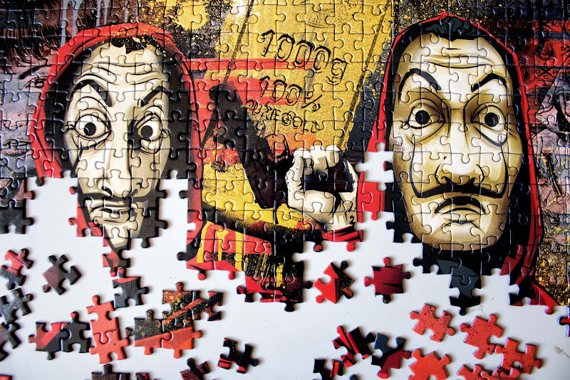 Puzzle !!!!!!!!! di Gianluca Presto