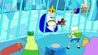 In den Fängen des Eiskönigs
