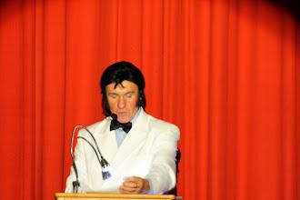 Photo: MC - Dave Weaver ( Elvis In-Personator )