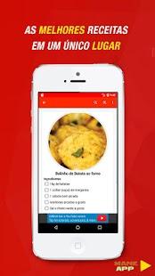 Receitas de Batatas - náhled