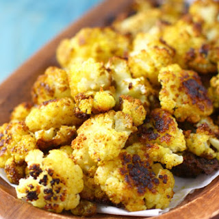 Garlic Curry Cauliflower Recipes