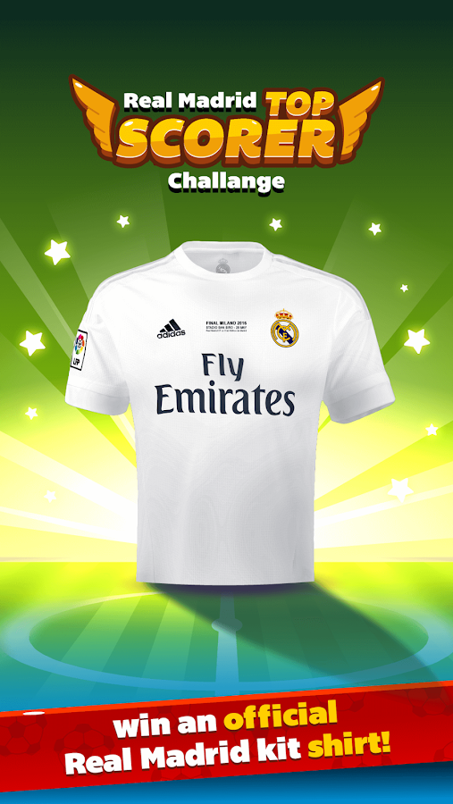 Screenshots of Real Madrid Top Scorer for iPhone