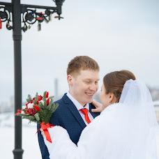 Wedding photographer Mikhail Rusanov (MuPy). Photo of 09.02.2017