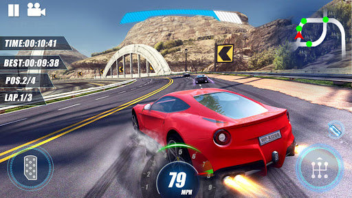 Dérive de Speedway  captures d'écran 4
