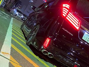 アルファード GGH35W SC V6 3.5 4WDのカスタム事例画像 MIYAさんの2020年10月04日09:55の投稿