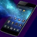High Tech Energy Galaxy Theme icon