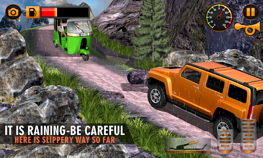 Off Road Tuk Tuk Rickshaw- screenshot thumbnail