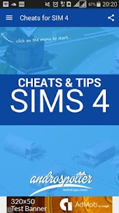 cheats 4 sims 4 android apps on google play. Black Bedroom Furniture Sets. Home Design Ideas
