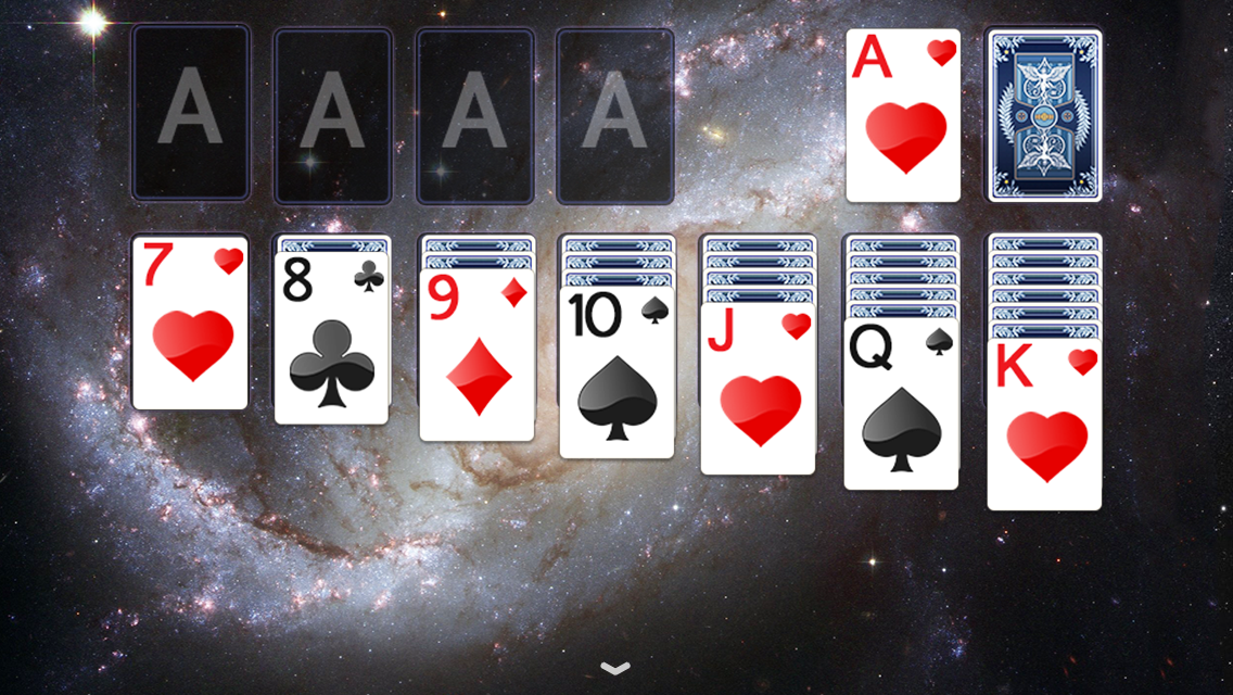 FreeCell Solitaire Galaxy Fantasy - Android Apps on Google ...
