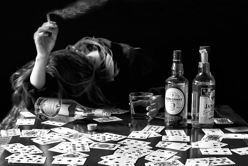 Gioco, fumo, alcool...tris micidiale di BASTET-Clara