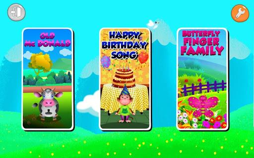 Kids Top Nursery Rhymes Videos - Offline Learning FiveLittle_v6.1 screenshots 3