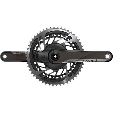 SRAM Red AXS Power Meter 46/33t Crankset, DUB Spindle, D1