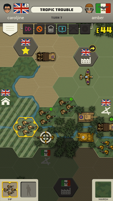 War Cronies - WW2 Strategy - screenshot