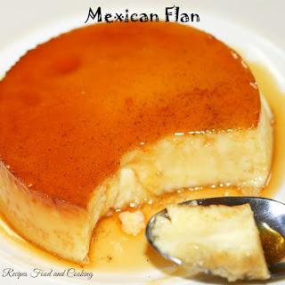 Mexican Flan Recipe