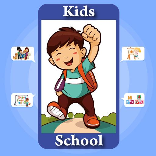 Kids School: Preschool All In One Learning Game Android APK Download Free By Shubi