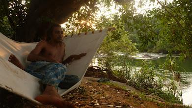Photo: Narayan Nirayan ~ water dweller