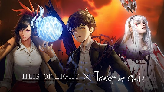 HEIR OF LIGHT For PC Windows 10 & Mac 1