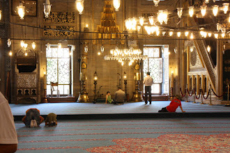 Photo: Day 115 -  The Yeni Mosque #6