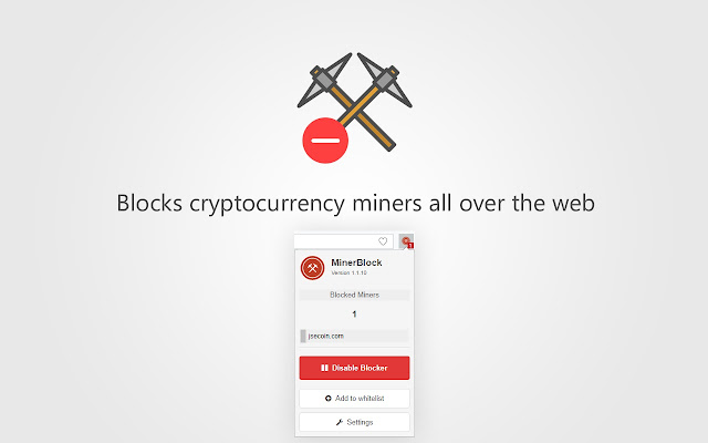 javascript mining cryptocurrency