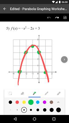 Google Classroom - screenshot