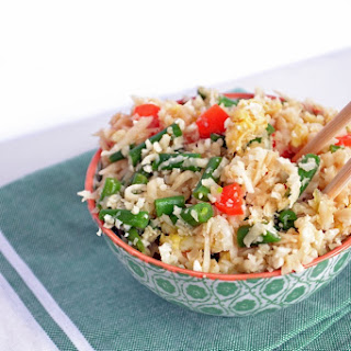 Cauliflower Fried Rice {Whole30}