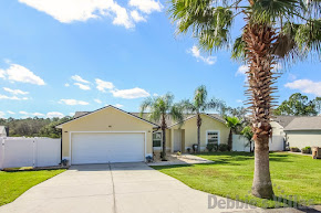 Orlando villa, close to Disney, quiet community, southwest-facing pool, conservation view