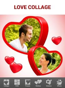 Love Collage - Editor de Fotos