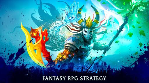 Heroes of War Magic.  Turn-based strategy 1.4.0.3 screenshots 6