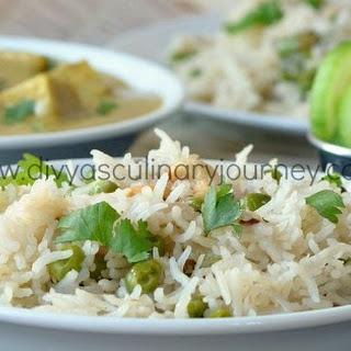 Easy Peas Pulao recipe | Matar Pulao