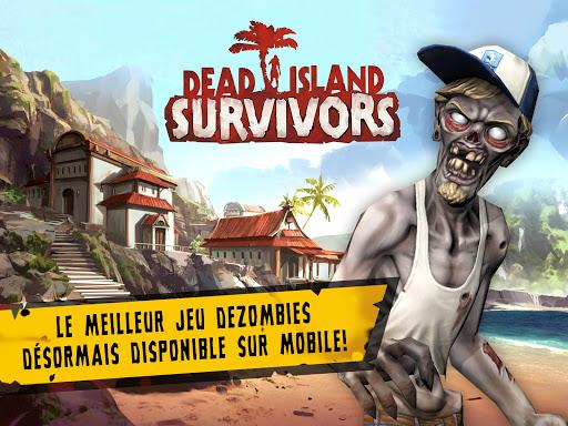 Télécharger Dead Island: Survivors - Zombie Tower Defense  APK MOD (Astuce) screenshots 1