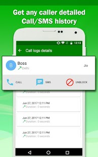 Easy Call Manager - Mobile Tracker, Call BlackList- screenshot thumbnail