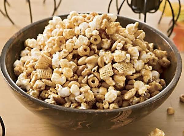 Popcorn Scramble