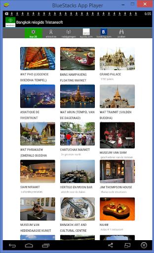 Bangkok Reisgids Tristansoft